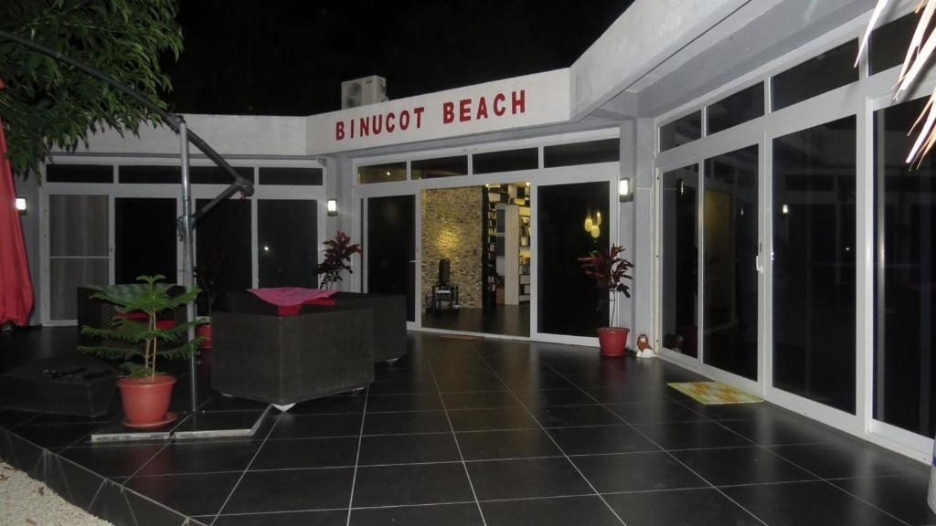 Binucot Beach Resort