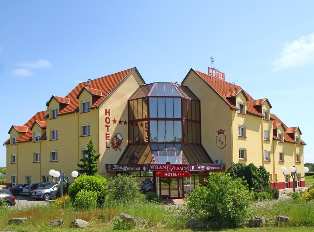 Hotel restaurant champ alsace r servation gratuite sur viamichelin - Alsace cuisine traditionnelle ...