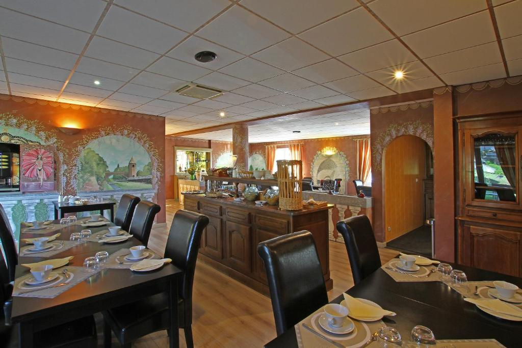 Hotel restaurant champ alsace haguenau prenotazione on for Restaurant haguenau