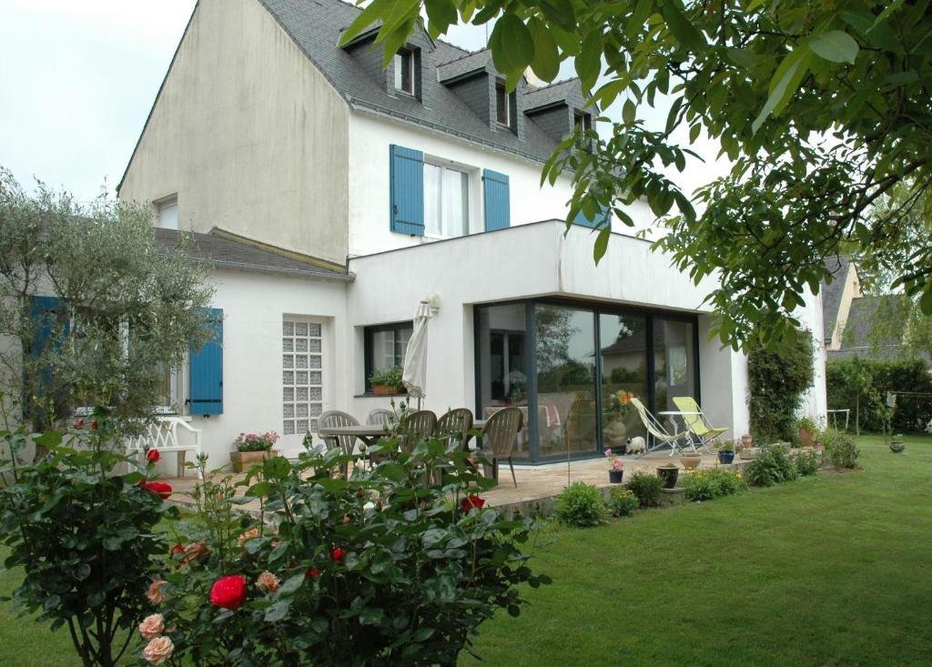 Chambre d 39 h tes mont d 39 hermine vannes online booking for Chambre hote 04