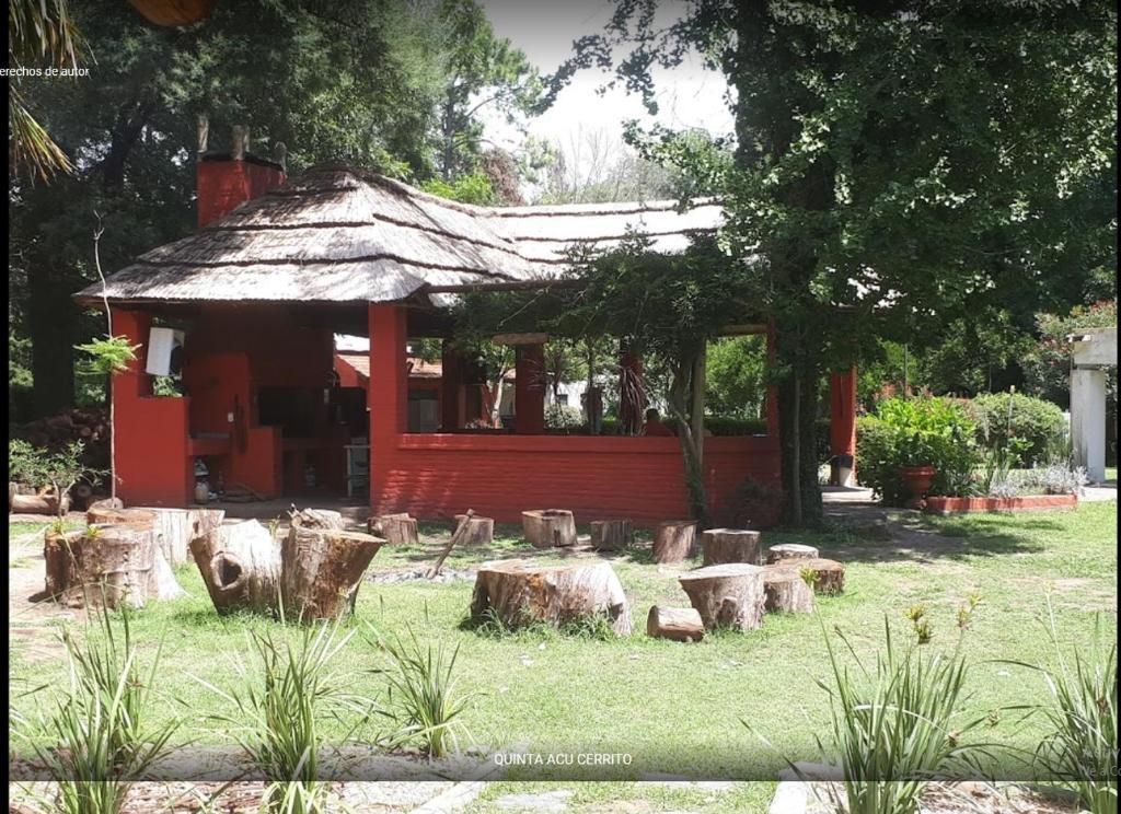 Casa de temporada Quinta ACU Cerrito Junin (Argentina Junín ...