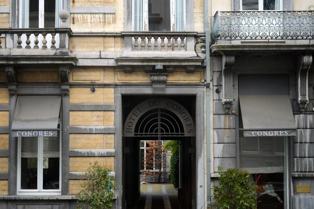 Hotel du congres r servation gratuite sur viamichelin for Bd du jardin botanique 50 1000 bruxelles