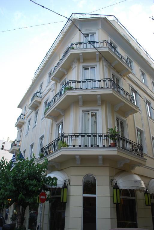 Hotels Near Athens Railway Station