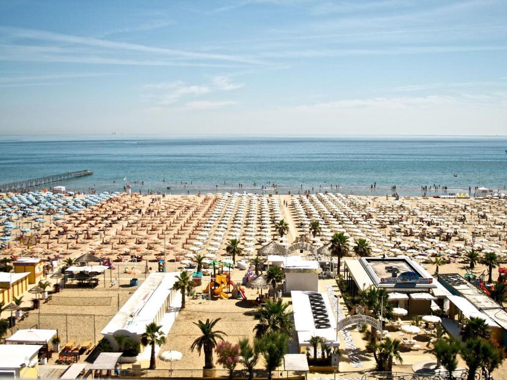 Hotel Rimini Strand