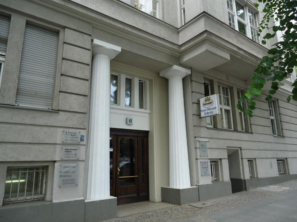 Hotel Gribnitz Berlin
