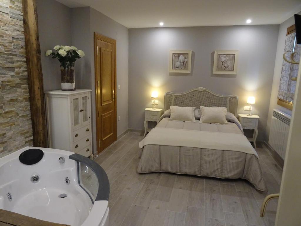 Apartamento Usuaia con jacuzzi (Espanha Lesaka) - Booking.com