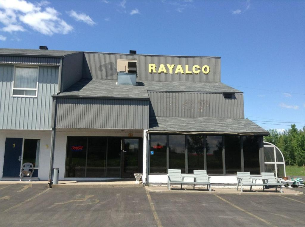 Motel rayalco r servation gratuite sur viamichelin for Reservation motel