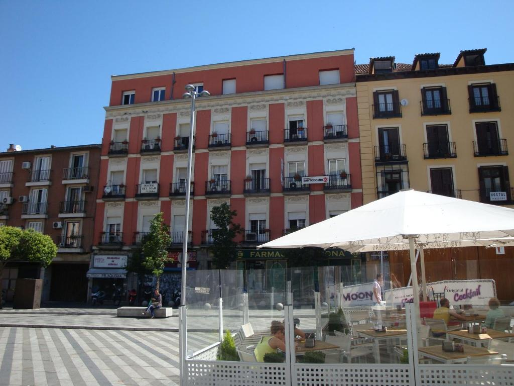 Apartamentos dana madrid madrid book your hotel with for Apartamentos