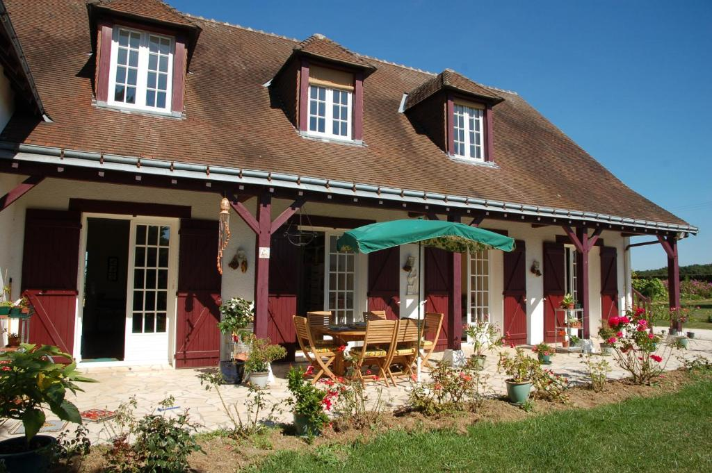 Chambres d 39 h tes les coquelicots bl r online booking for Chambre d hote hotel