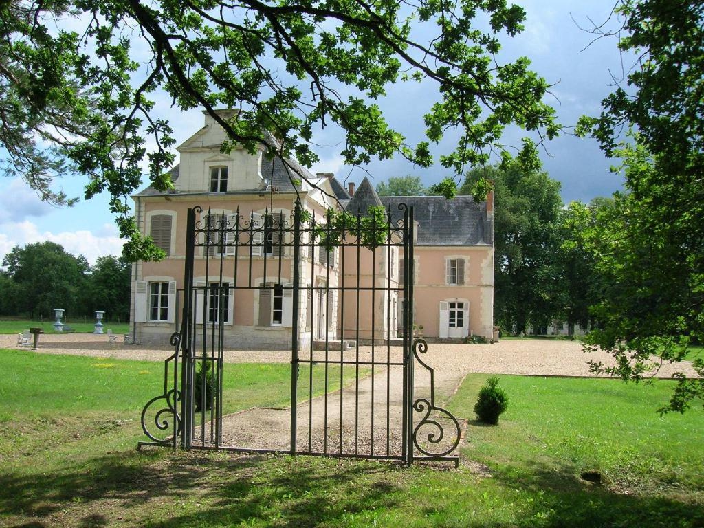 Chu00e2teau de Bois Renard, Chambres du0026#39;hu00f4tes Saint-Laurent Nouan