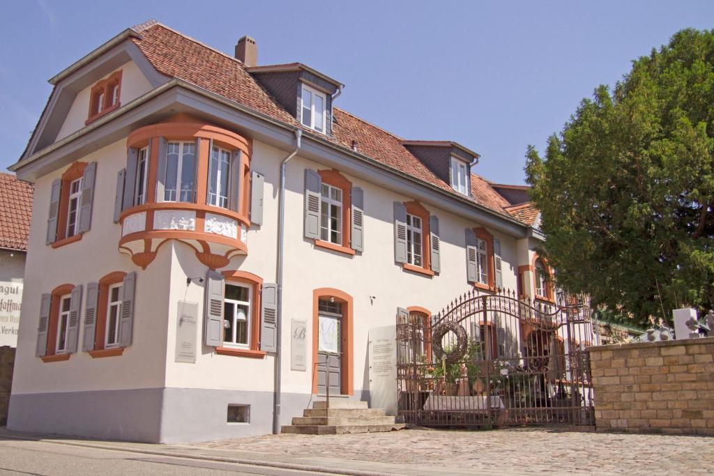 Hotel Pension Landau In Der Pfalz