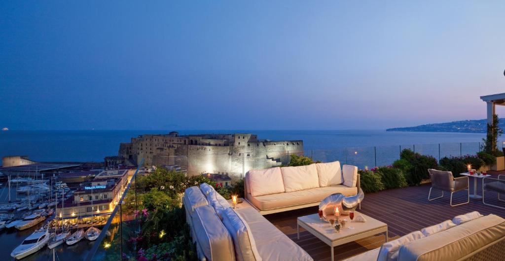 Hotel Villa Caracciolo Napoli