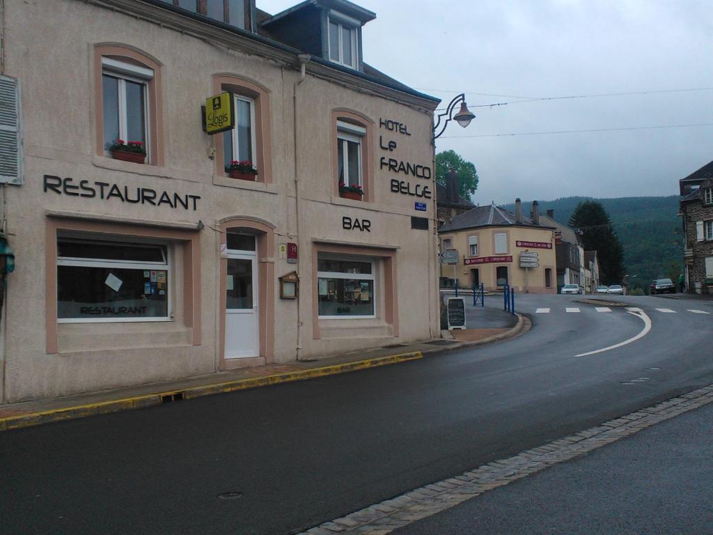 Le franco belge r servation gratuite sur viamichelin - Chambre de commerce franco belge ...