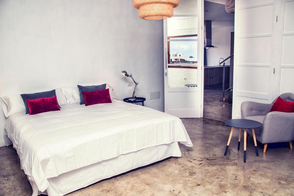 Casa de campo Casa De La Nobleza (España Tinajo) - Booking.com