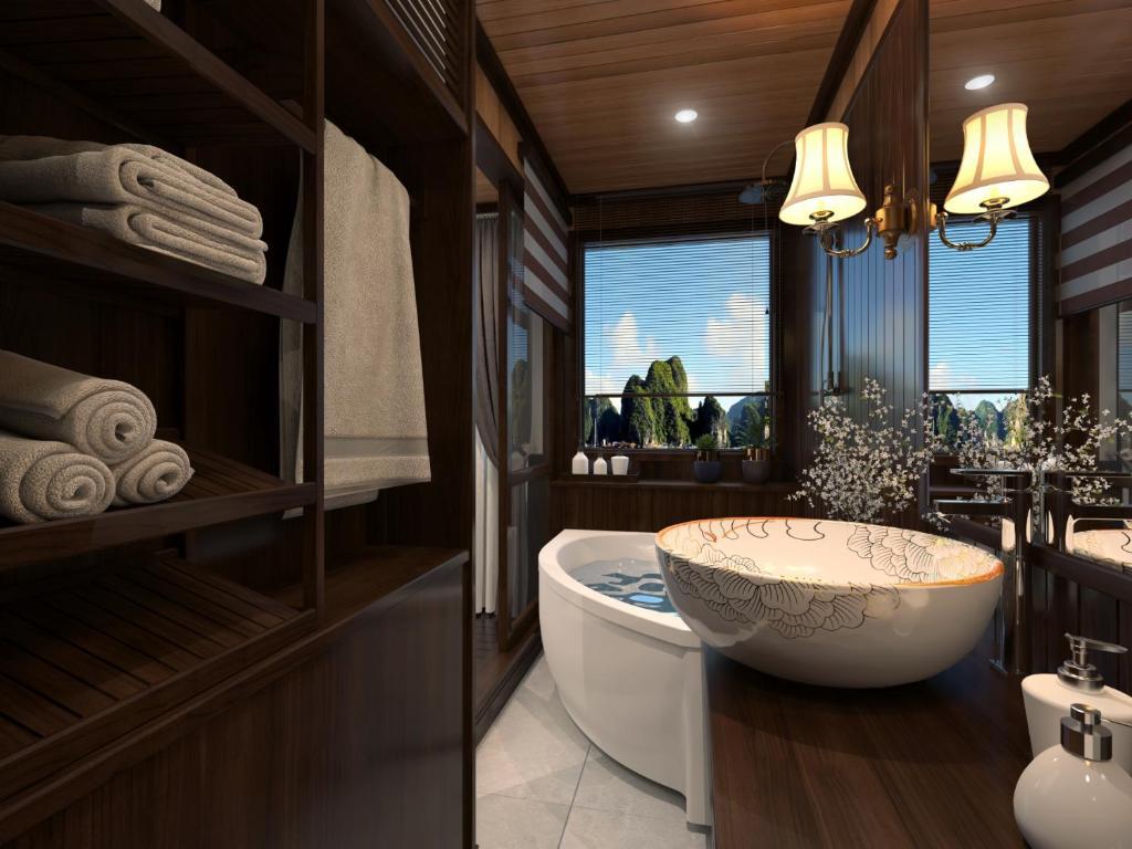 Phòng Suite Grand Royal Giường Đôi/2 Giường Đơn - 2 Ngày 1 Đêm
