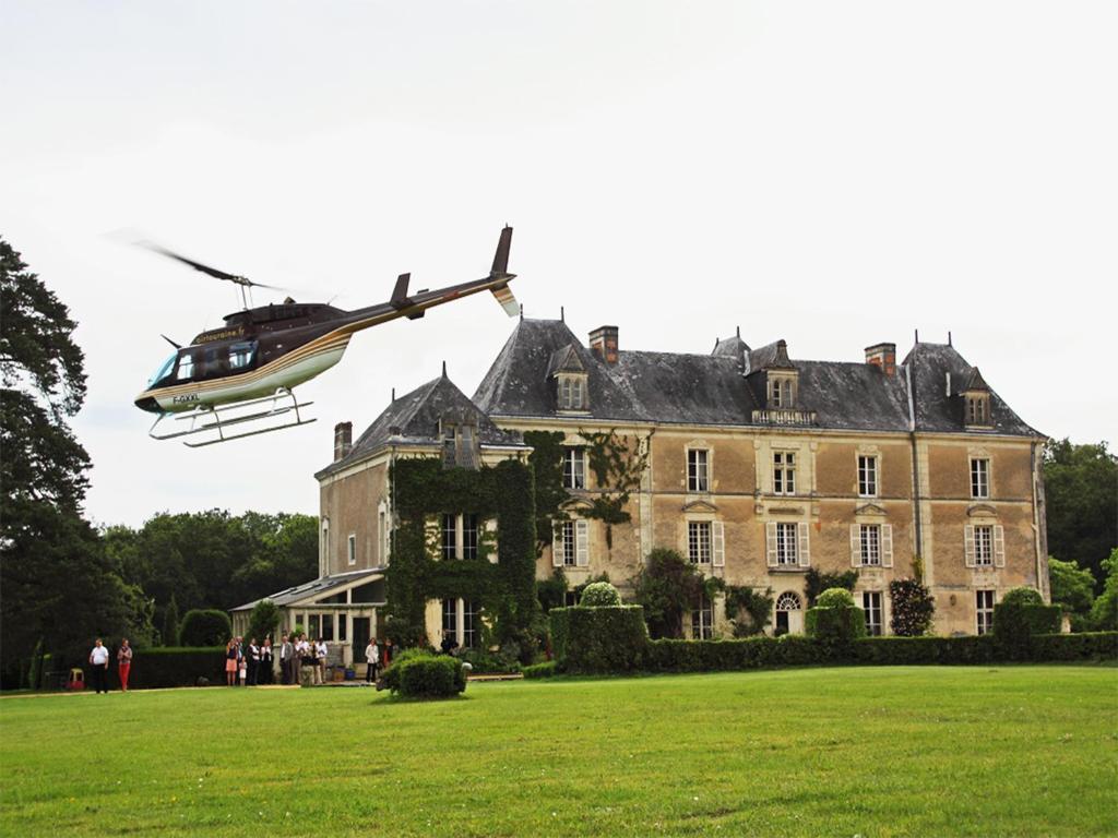 Chateau Hotel Et Restaurants En Anjou