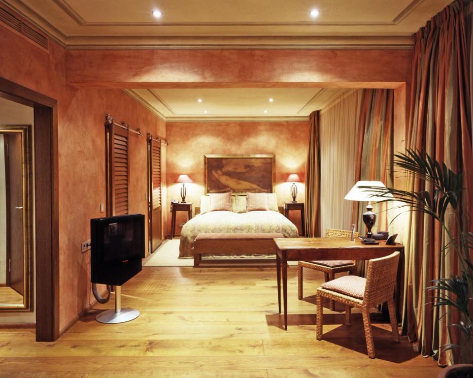 Hecker 39 s hotel kurf rstendamm berl n reserva tu hotel for Hoteles diseno berlin