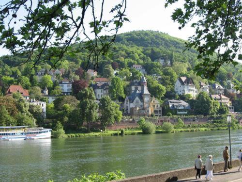 Hotel Restaurant Krokodil Heidelberg