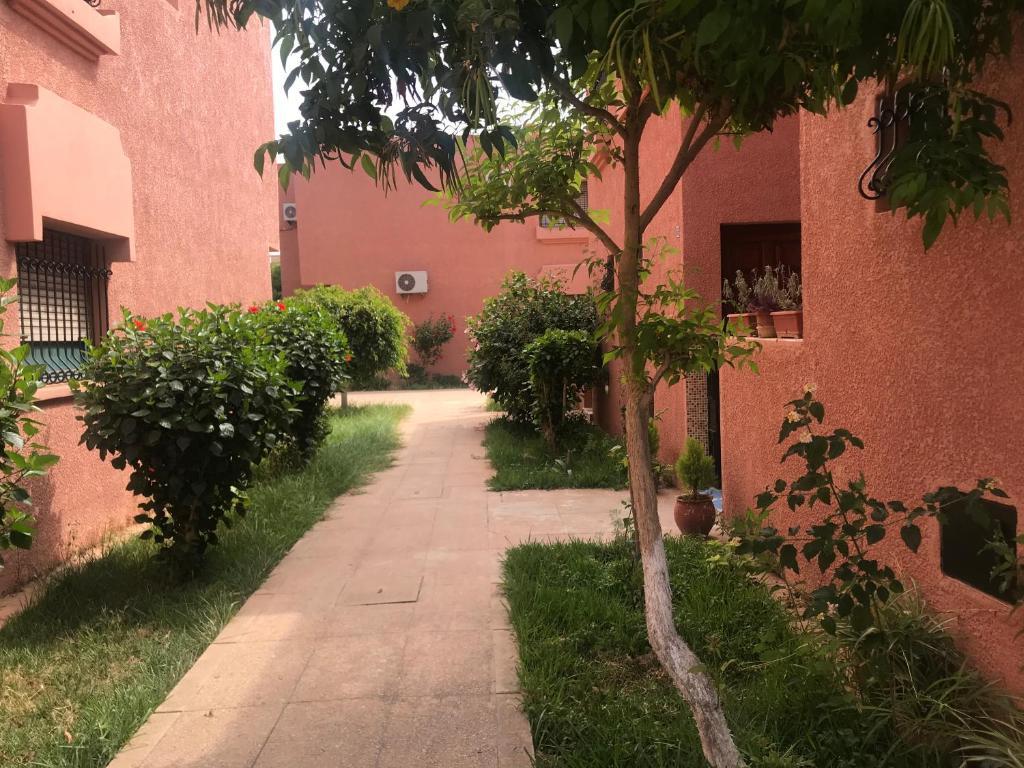 Casa de temporada Jolie Maison El Nahda/3 chambre/3min de ...