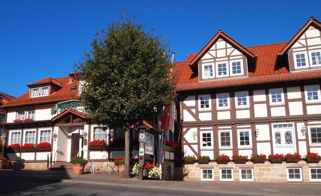 Flair Hotel Zum Stern In Oberaula Deutschland