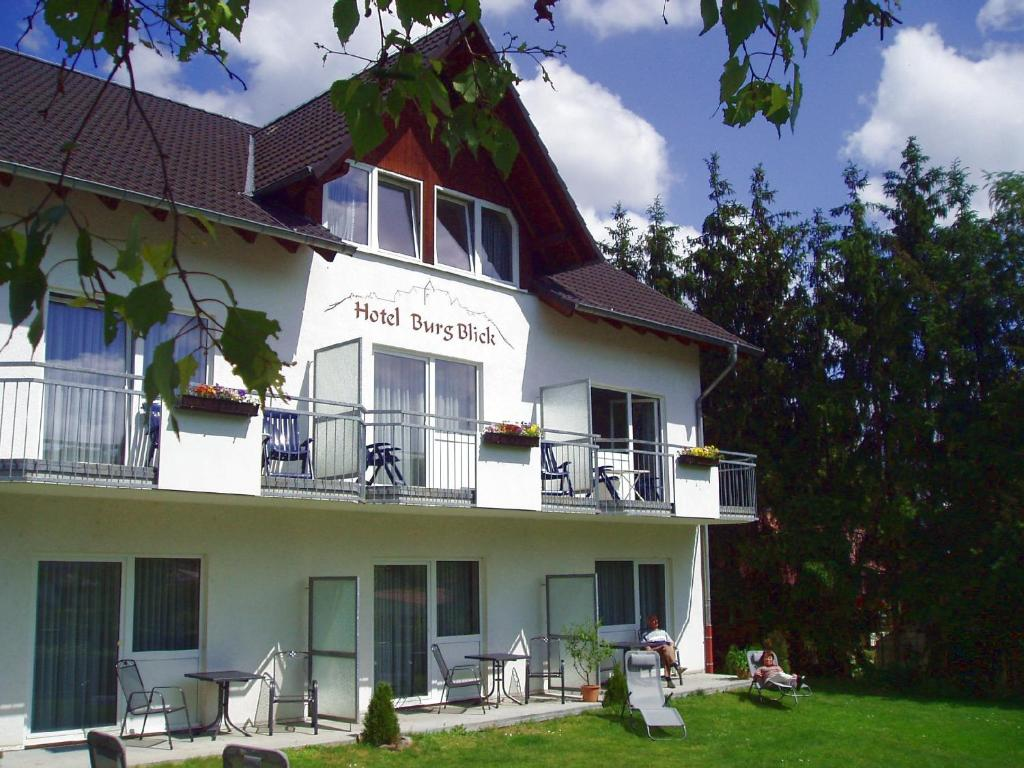 Hotel Burgblick Bad Kreuznach