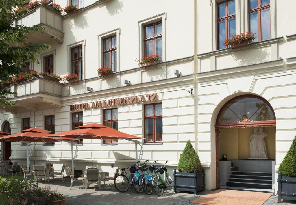 Hotel Am Luisenplatz  Potsdam