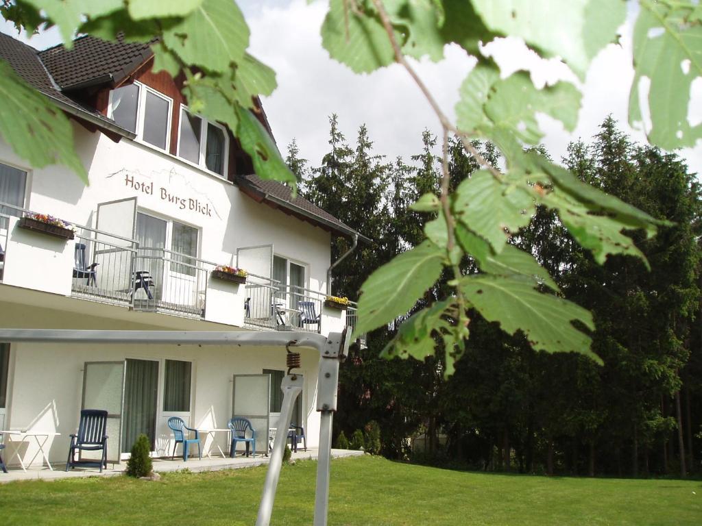 Hotel Burgblick Bad Munster Am Stein