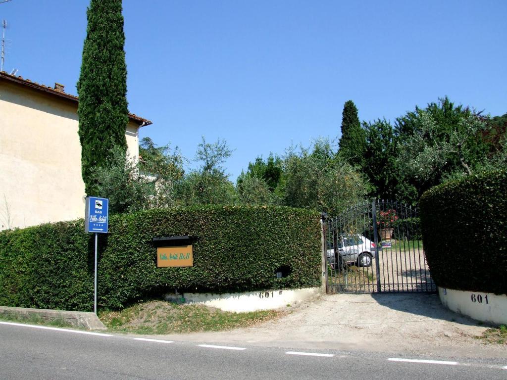Villa nobili b b bagno a ripoli prenotazione on line viamichelin - B b bagno a ripoli ...