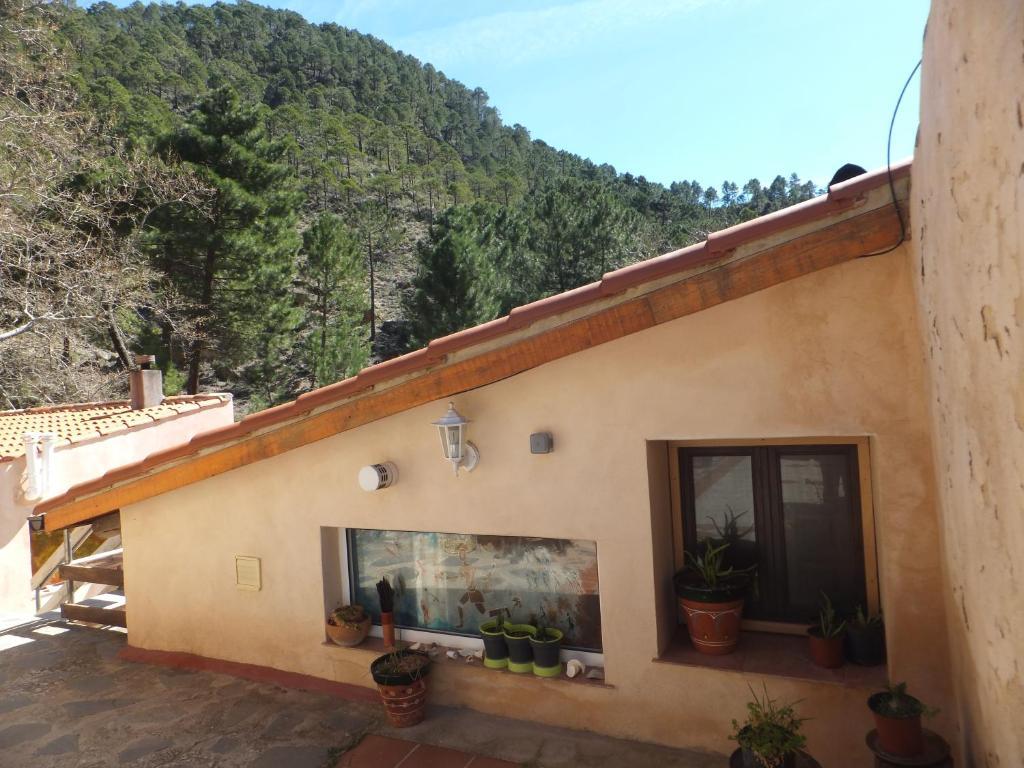 Casa de campo Río Mundo Alojamiento Rural (España El Gollizo ...