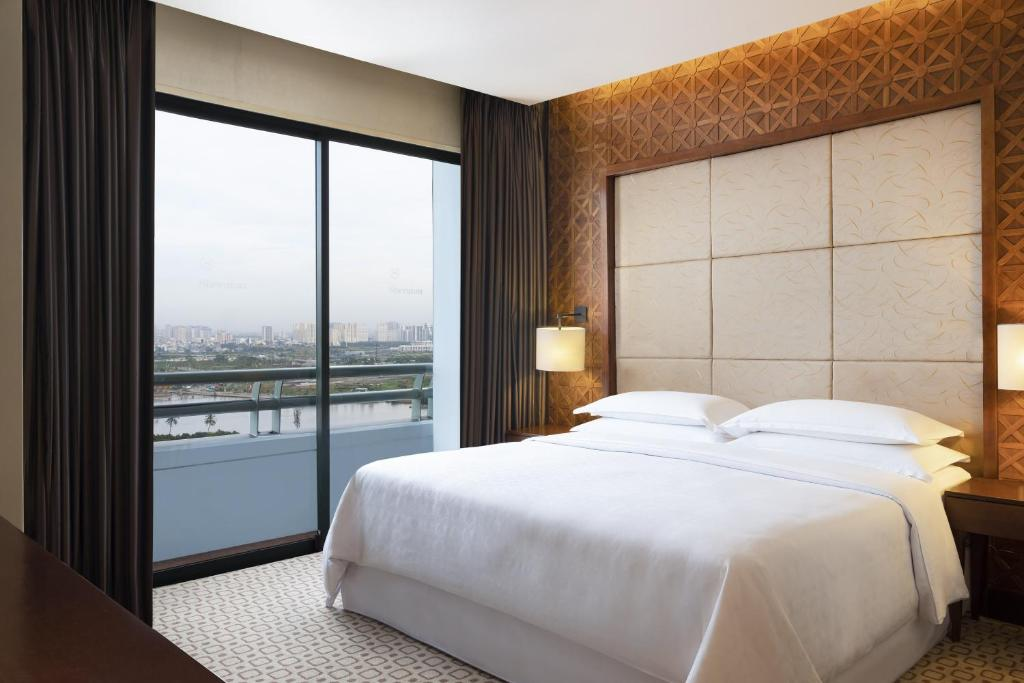 Suite Grand Tower, Quyền Sử Dụng Club Lounge, Suite 1 Phòng Ngủ
