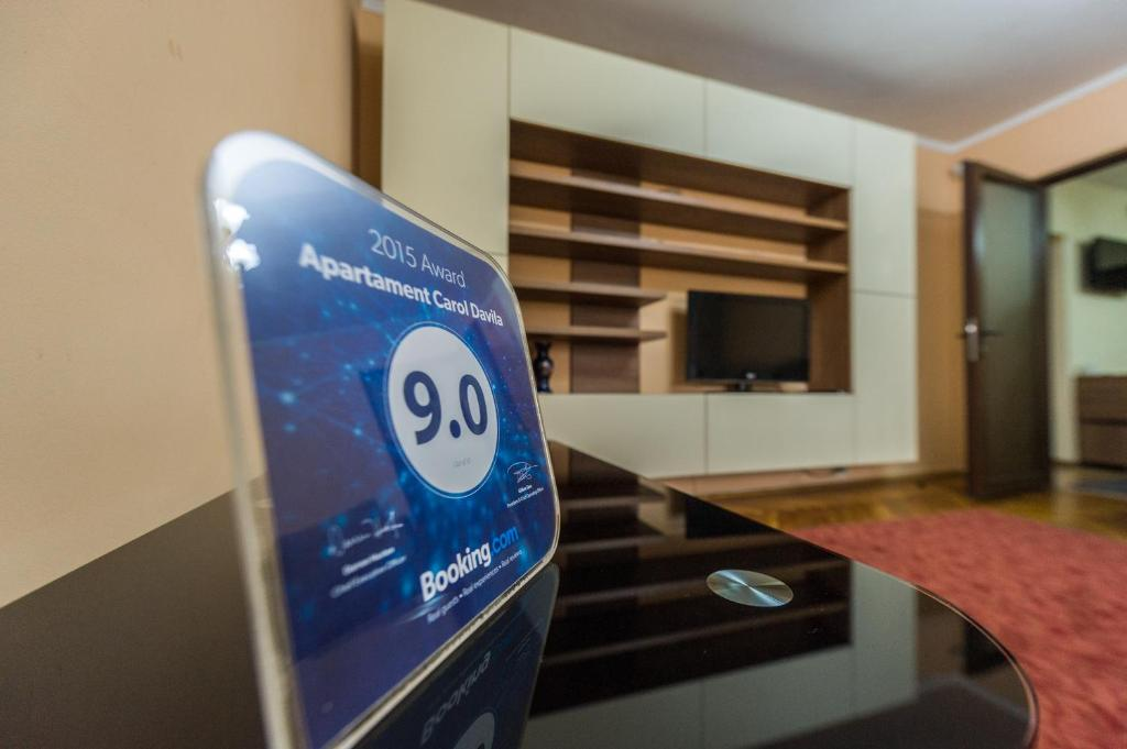 757fe4eedb Apartament Carol Davila (Rumanía Piteşti) - Booking.com