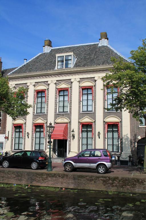 Hotel De Doelen Leiden