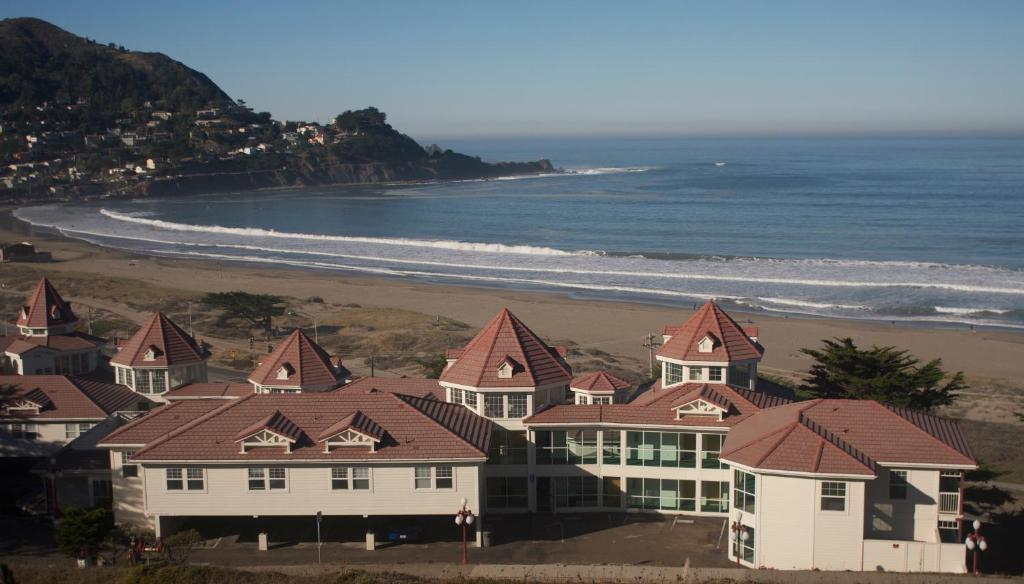Pacifica beach hotel south san francisco book your for Pacifica motor inn pacifica ca reviews