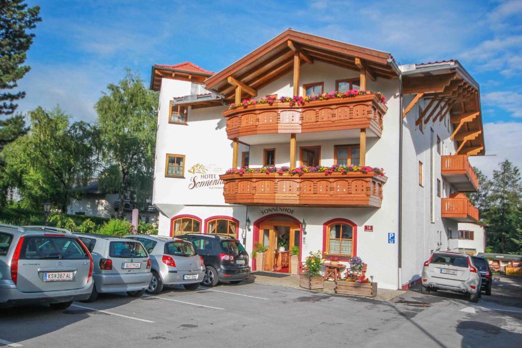 Hotel Sonnenhof Bed Amp Breakfast Innsbruck Prenotazione