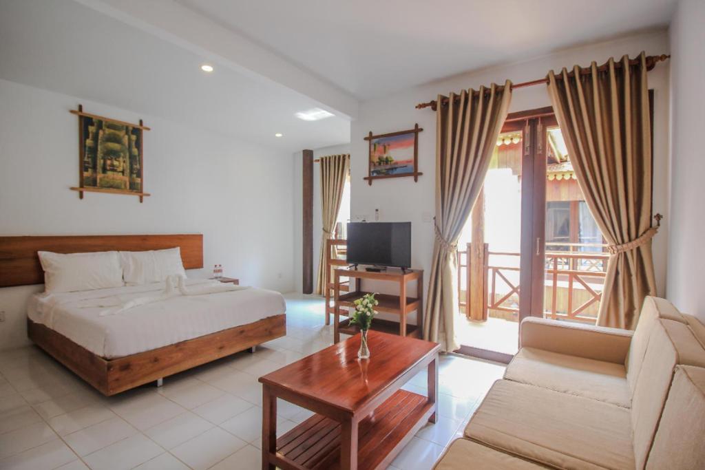90e4da1207f1d Central studio apartment King Road (كمبوديا سيام ريب) - Booking.com