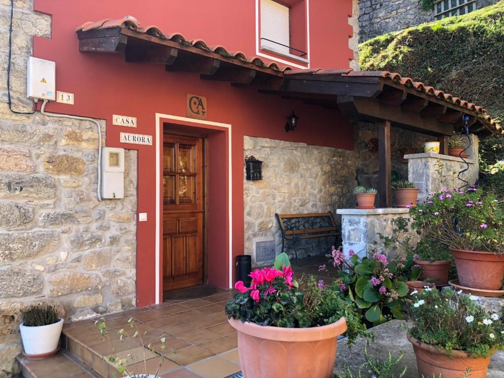 Casa de vacaciones Casa Aurora (España Cangas de Onís ...