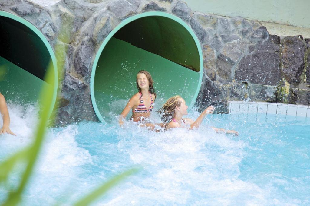 Sunparks de haan villages de vacances le coq for Piscine sunpark