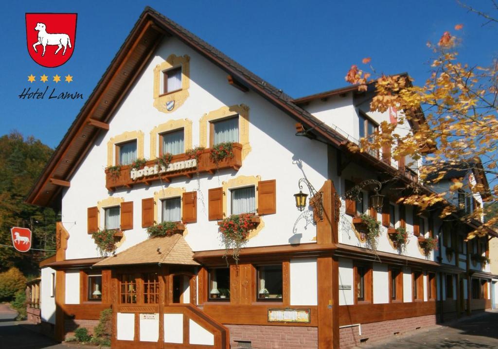 Hotel Lamm Heimbuchenthal Wellness