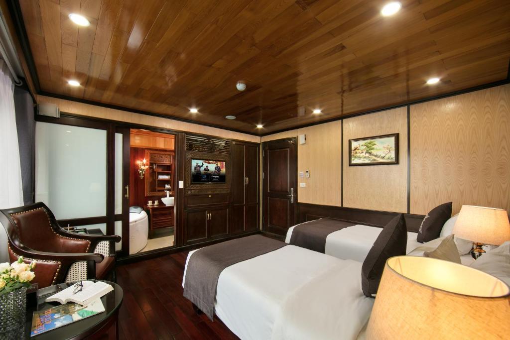 Phòng Suite Noble Giường Đôi/2 Giường Đơn - 2 Ngày 1 Đêm