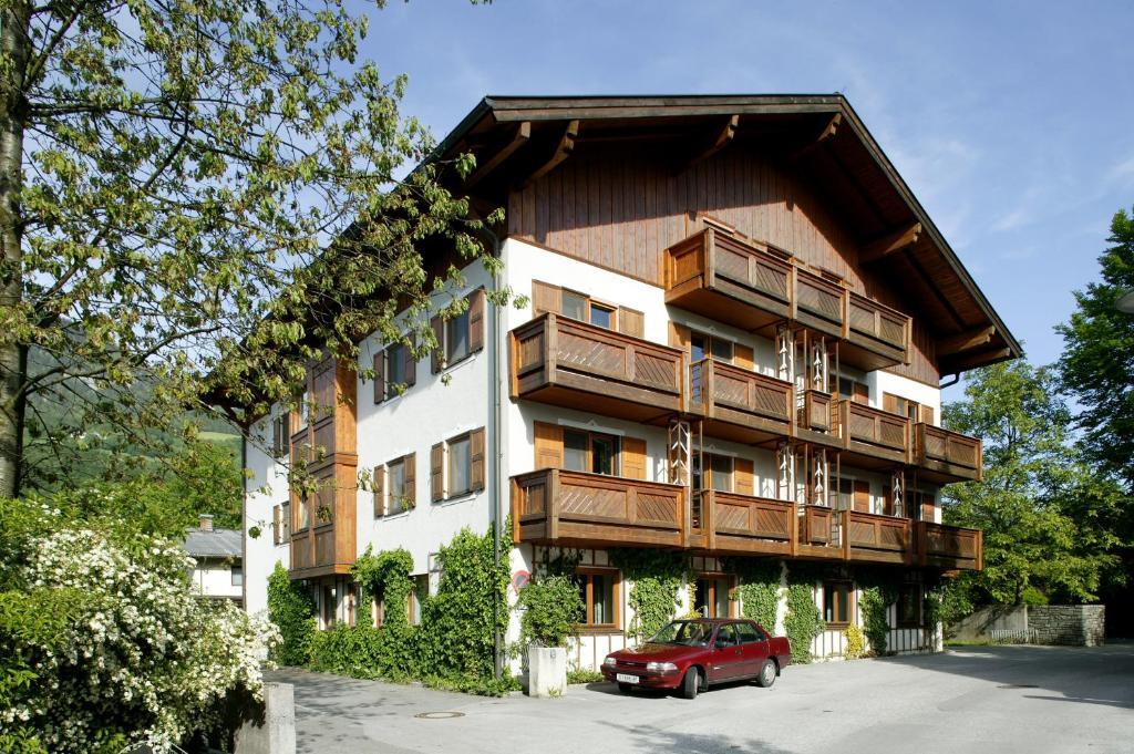 Hotel St Virgil Salzburg