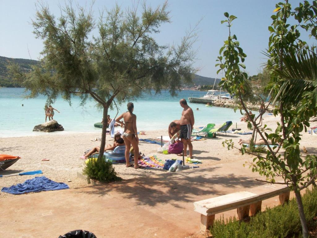 Olive Garden Apartments Trogir Book Your Hotel With Viamichelin