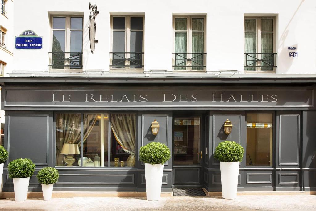 18932885 - H?tel Le Relais des Halles