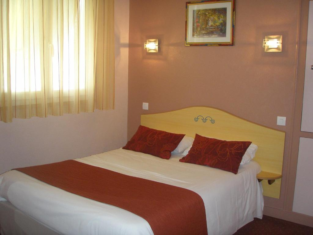 Logis hotel sandrina niort viamichelin informationen for Hotels niort
