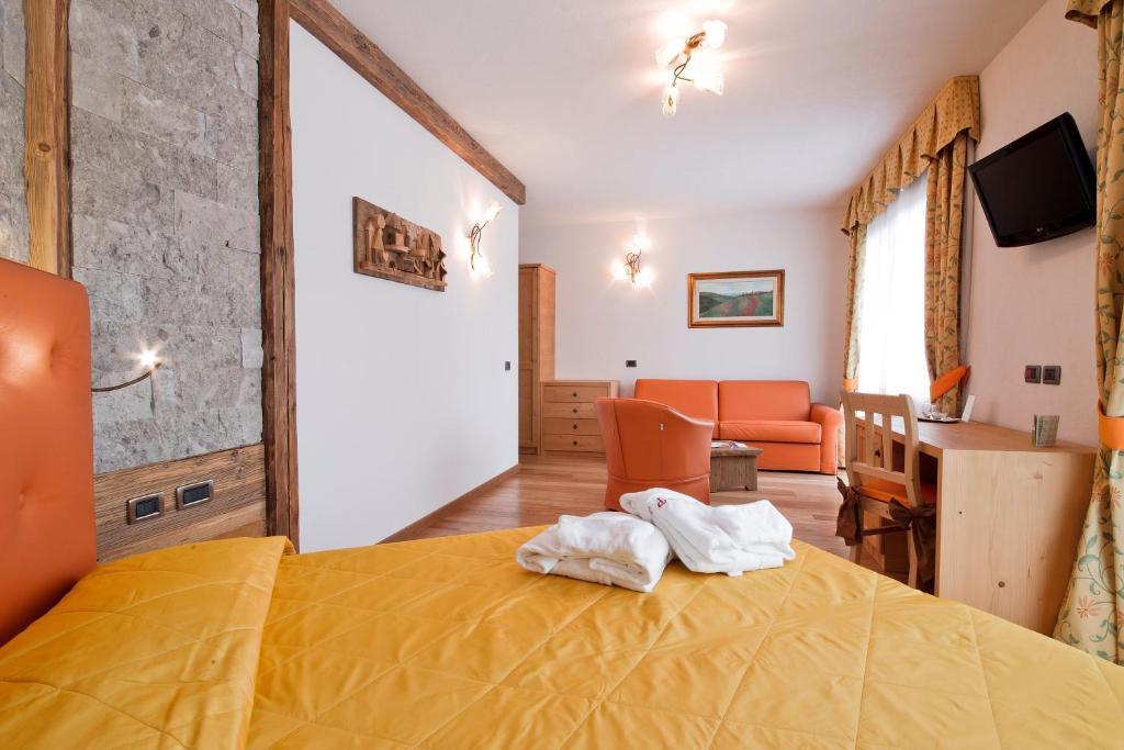 Alpenhotel panorama pozza di fassa online booking for Design alpenhotel