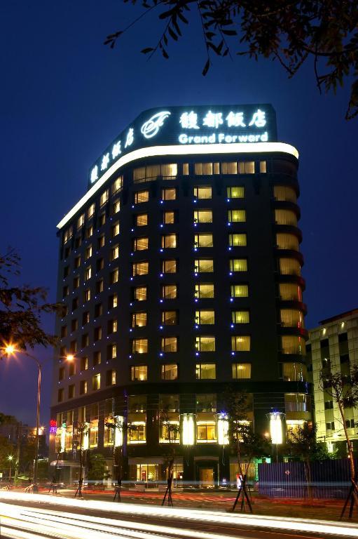 how to get to grand hotel taipei