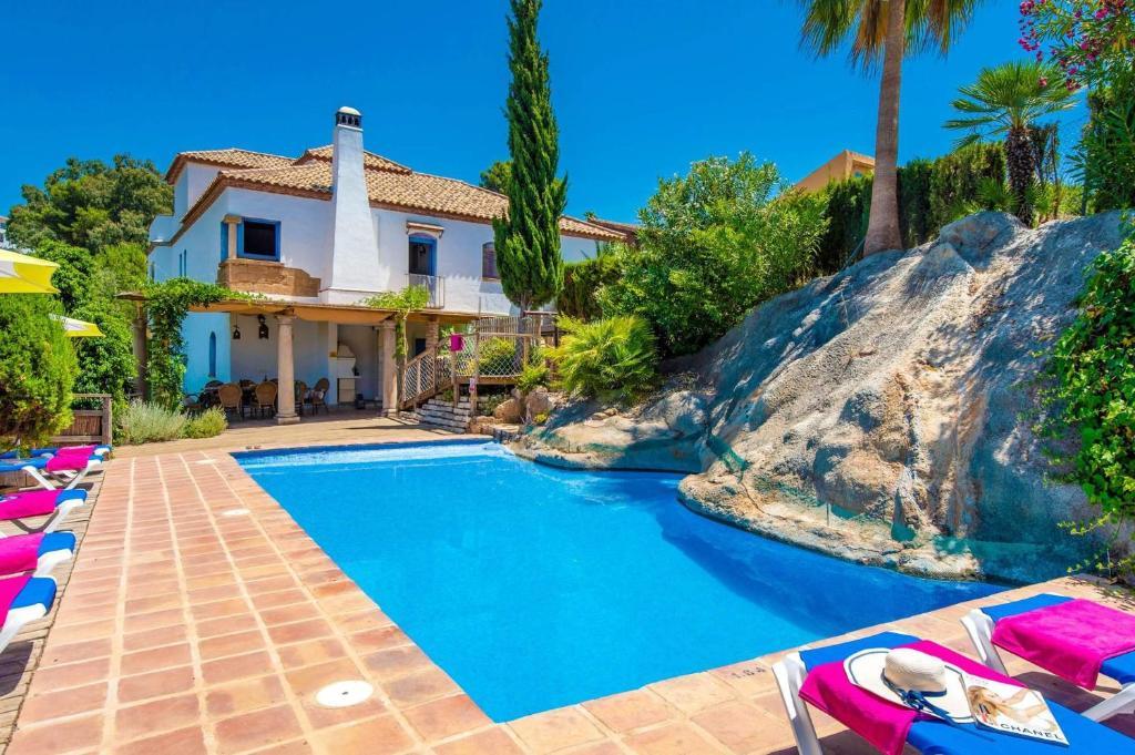 Villa Casa Madjal (España Mijas Costa) - Booking.com