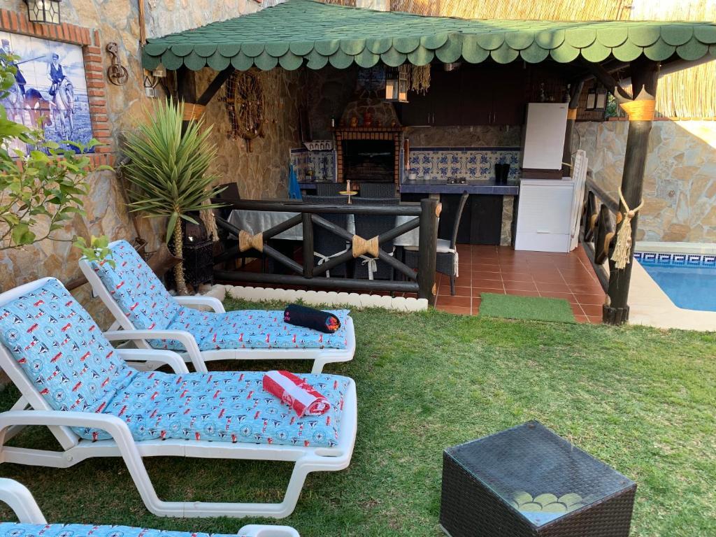 Villa ribeiro (España Benalmádena) - Booking.com