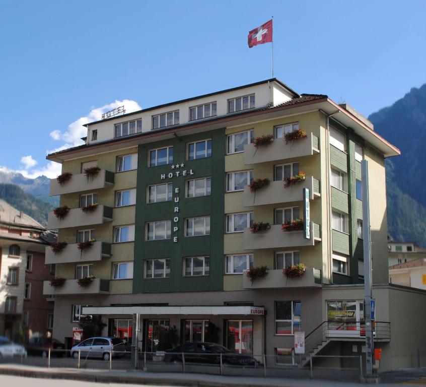 Europe r servation gratuite sur viamichelin for Hotel avec garage moto