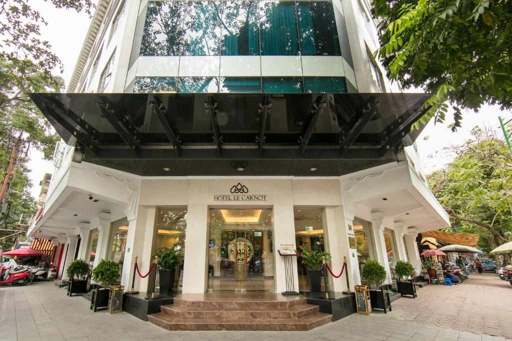 Khách sạn Super Hà Nội Old Quarter