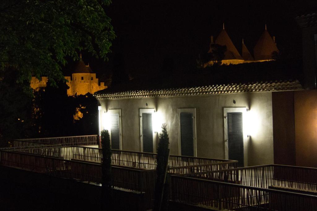 Pont levis hotel carcassonne viamichelin informatie for Hotels carcassonne